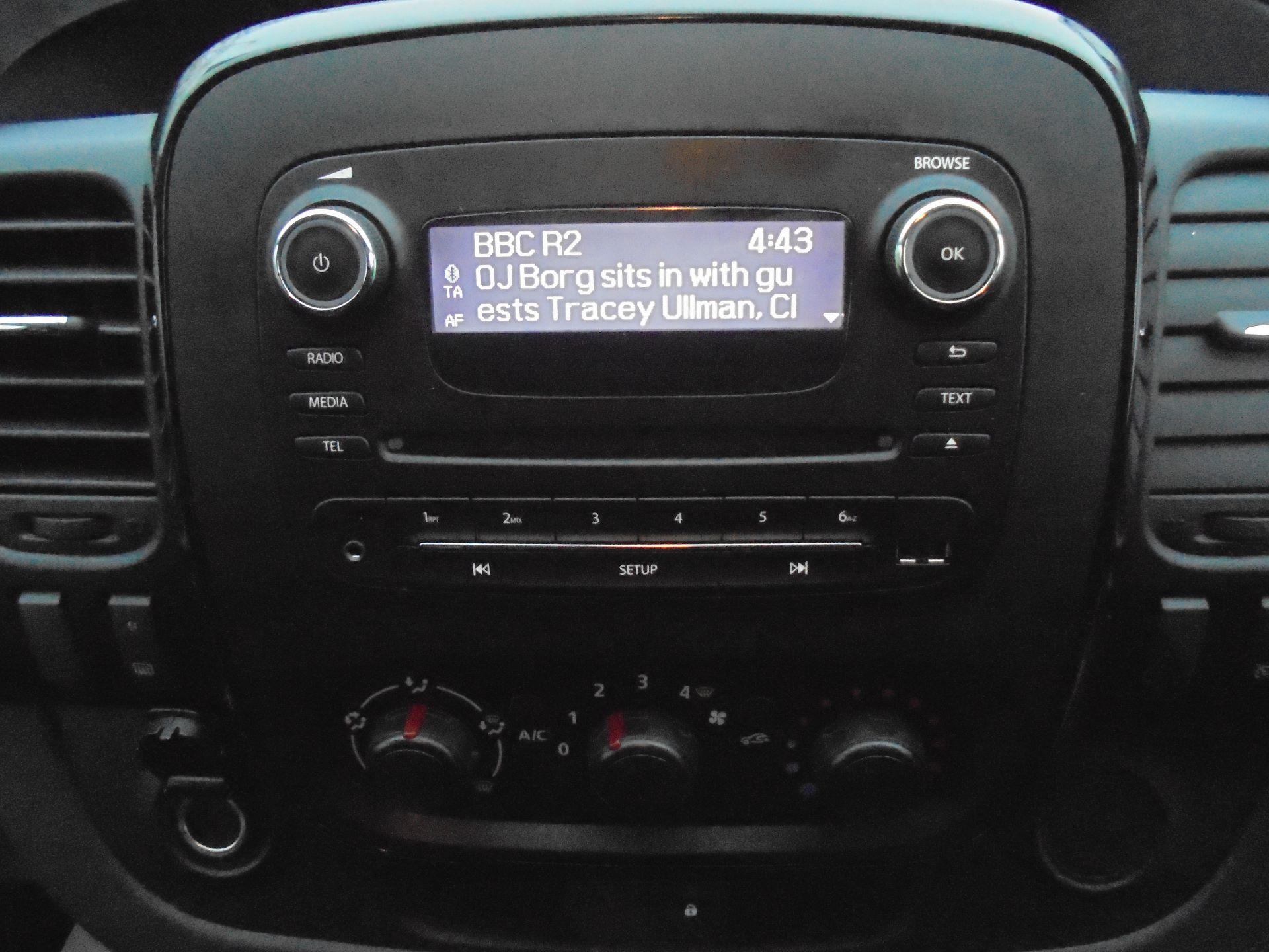 2018 Vauxhall Vivaro L2 2900 1.6CDTI 120PS SPORTIVE H1 EURO 6  (DV68XPM) Image 14