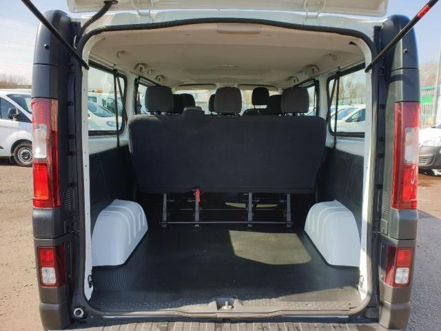 2015 Vauxhall Vivaro L2 H1 2900 1.6 115PS COMBI 9 SEAT EURO 5 NO VAT (DX65WPP) Image 10