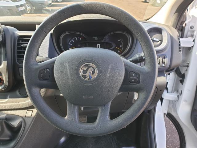 2015 Vauxhall Vivaro L2 H1 2900 1.6 115PS COMBI 9 SEAT EURO 5 NO VAT (DX65WPP) Image 18