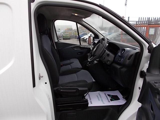 2015 Vauxhall Vivaro  L2 H1 2900 1.6 115PS EURO 5 (DY65YJL) Image 13