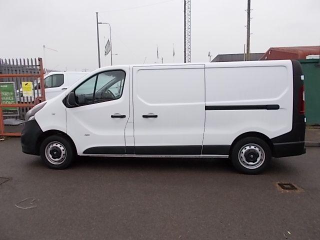 2015 Vauxhall Vivaro  L2 H1 2900 1.6 115PS EURO 5 (DY65YJL) Image 9