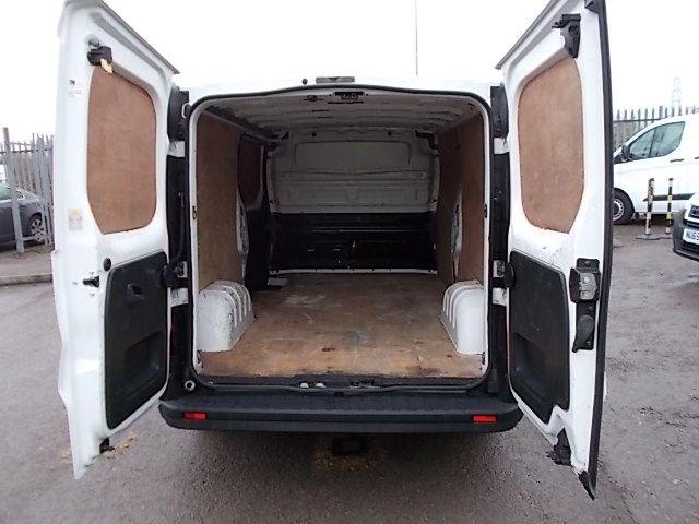 2015 Vauxhall Vivaro  L2 H1 2900 1.6 115PS EURO 5 (DY65YJL) Image 7