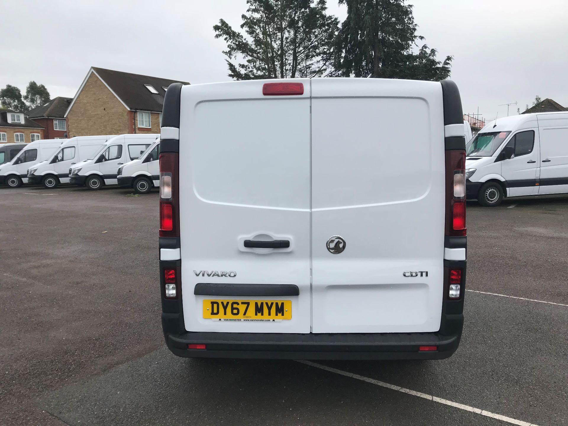 2017 Vauxhall Vivaro  L2 H1 2900 1.6 CDTI 120PS EURO 6 (DY67MYM) Image 6