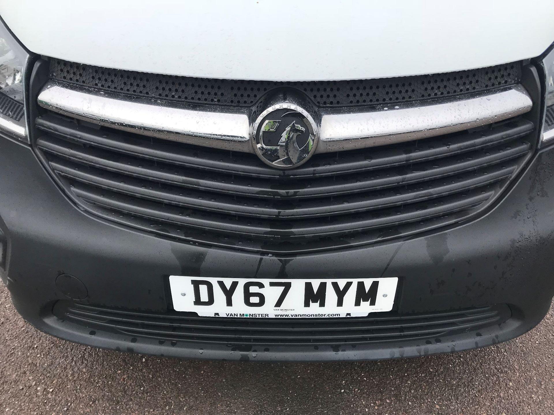 2017 Vauxhall Vivaro  L2 H1 2900 1.6 CDTI 120PS EURO 6 (DY67MYM) Image 12