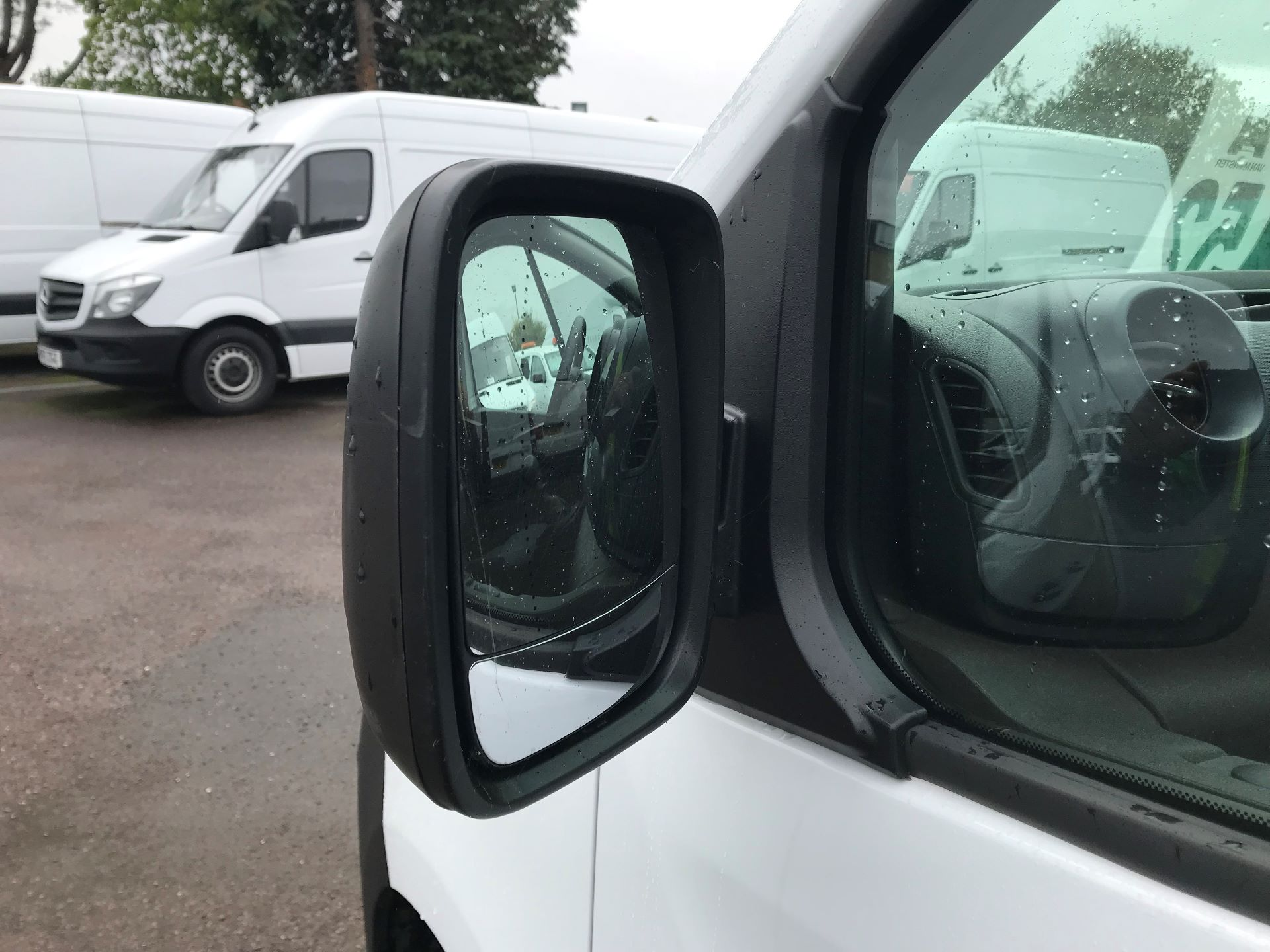 2017 Vauxhall Vivaro  L2 H1 2900 1.6 CDTI 120PS EURO 6 (DY67MYM) Image 11