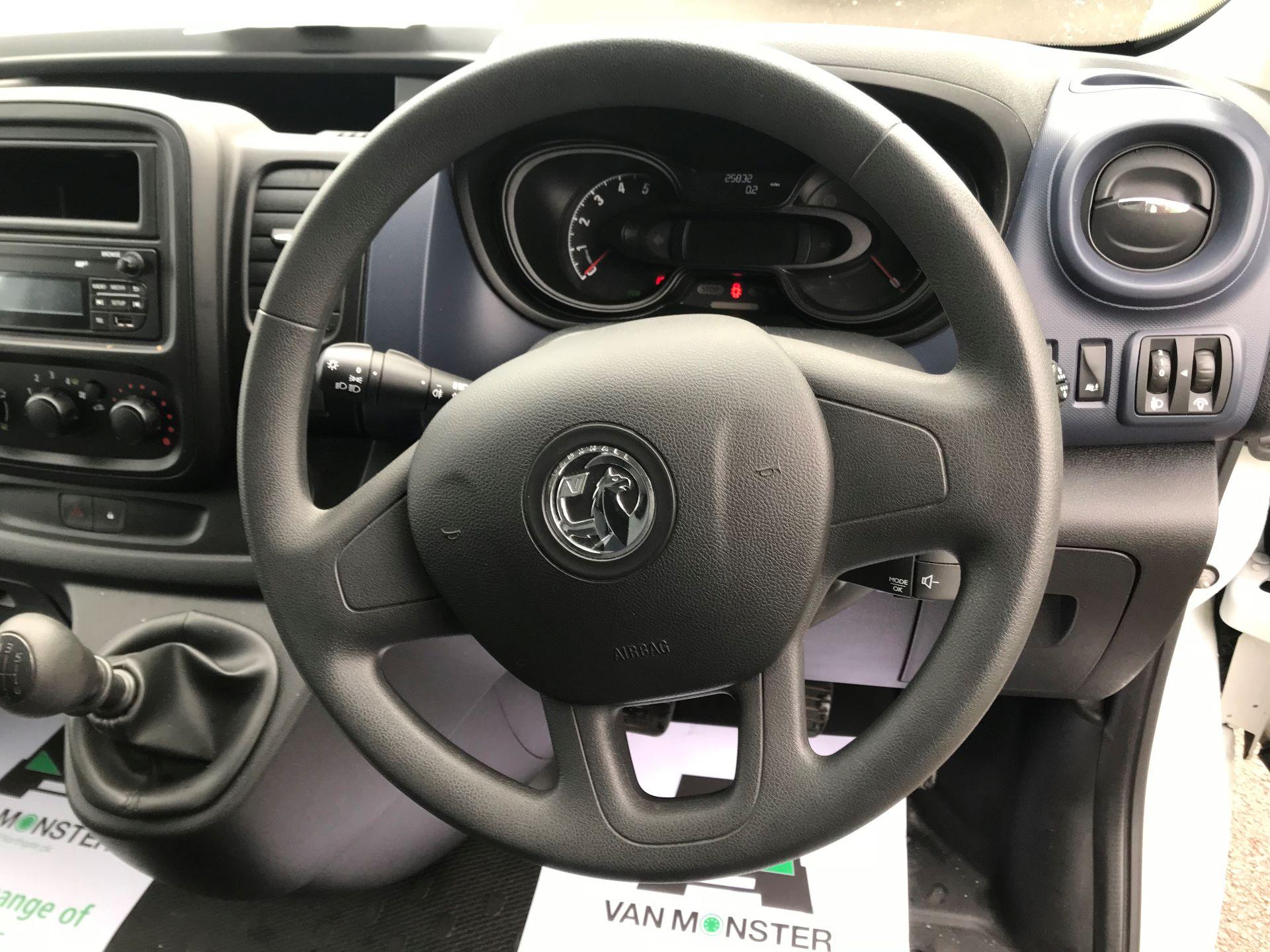 2017 Vauxhall Vivaro  L2 H1 2900 1.6 CDTI 120PS EURO 6 (DY67MYM) Image 21