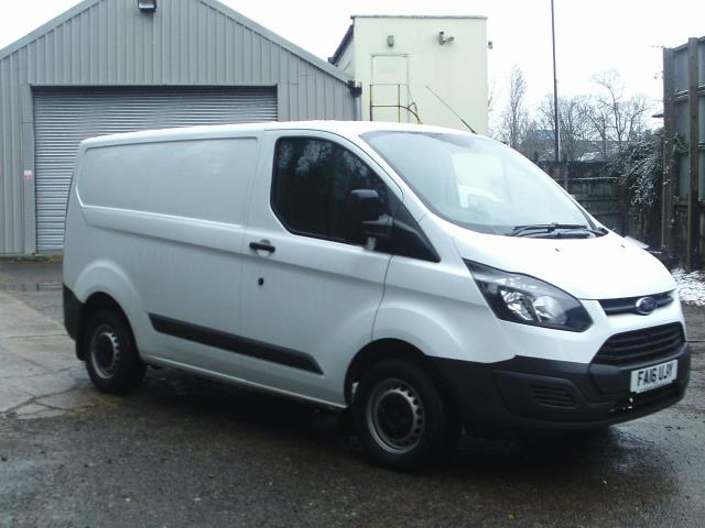 2016 Ford Transit Custom 290 L1 DIESEL FWD 2.2  TDCI 100PS LOW ROOF VAN EURO 5 (FA16UJY)
