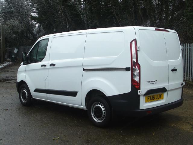 2016 Ford Transit Custom 290 L1 DIESEL FWD 2.2  TDCI 100PS LOW ROOF VAN EURO 5 (FA16UJY) Thumbnail 4