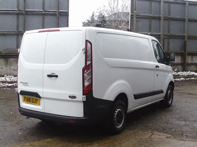 2016 Ford Transit Custom 290 L1 DIESEL FWD 2.2  TDCI 100PS LOW ROOF VAN EURO 5 (FA16UJY) Thumbnail 5