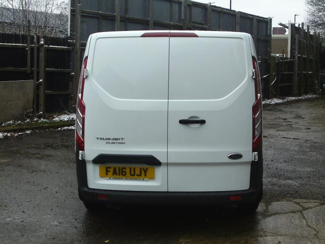2016 Ford Transit Custom 290 L1 DIESEL FWD 2.2  TDCI 100PS LOW ROOF VAN EURO 5 (FA16UJY) Thumbnail 6