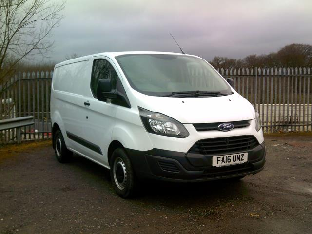2016 Ford Transit Custom 290 L1 DIESEL FWD 2.2 TDCI 100PS LOW ROOF VAN EURO 5 (FA16UMZ)