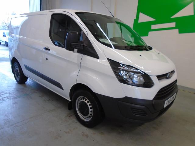 2016 Ford Transit Custom 2.2 Tdci 100Ps Low Roof Van Custom  (FA16UNK)