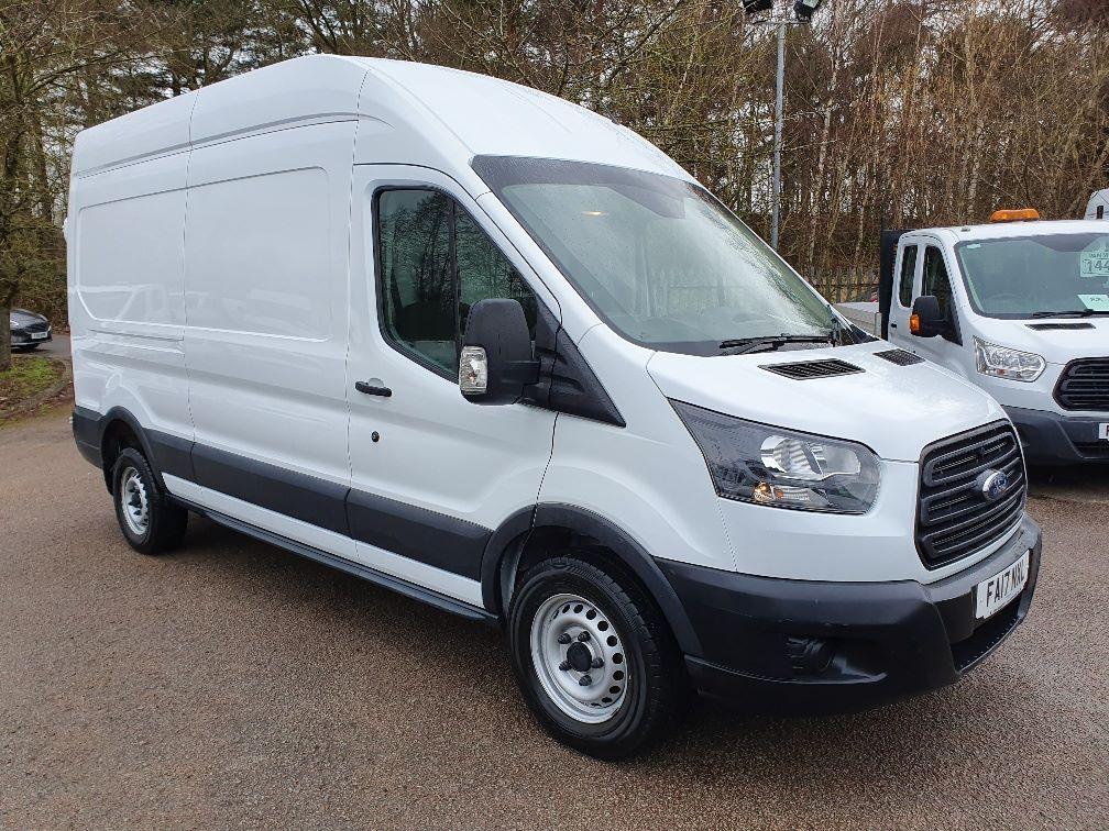 2017 Ford Transit 2.0 Tdci 130Ps H3 Van (FA17NXL)