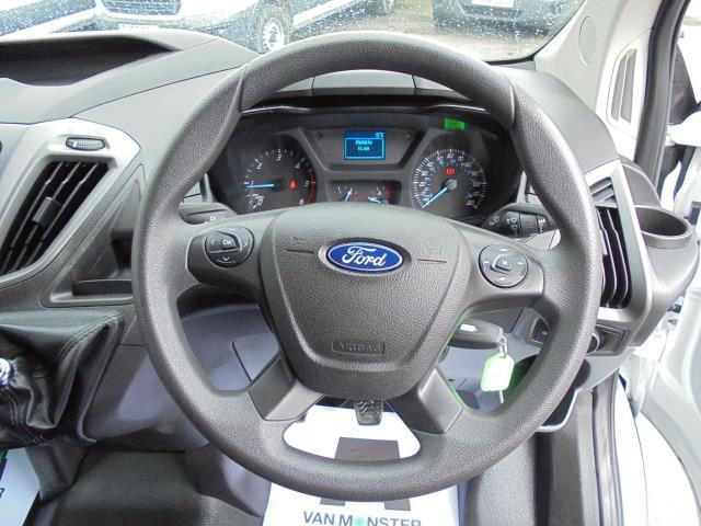 2016 Ford Transit Custom 2.0 TDCI 105Ps LOW ROOF  D/CAB VAN (FD66LZC) Image 7