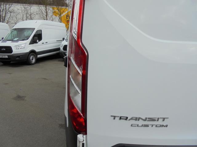 2016 Ford Transit Custom 2.0 TDCI 105Ps LOW ROOF  D/CAB VAN (FD66LZC) Image 20
