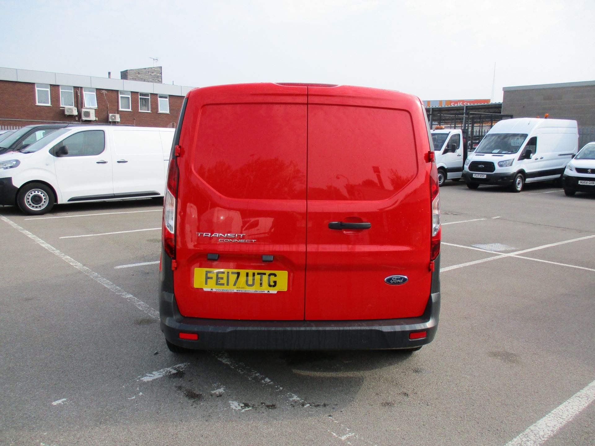 2017 Ford Transit Connect 1.5 Tdci 75Ps Van (FE17UTG) Image 5