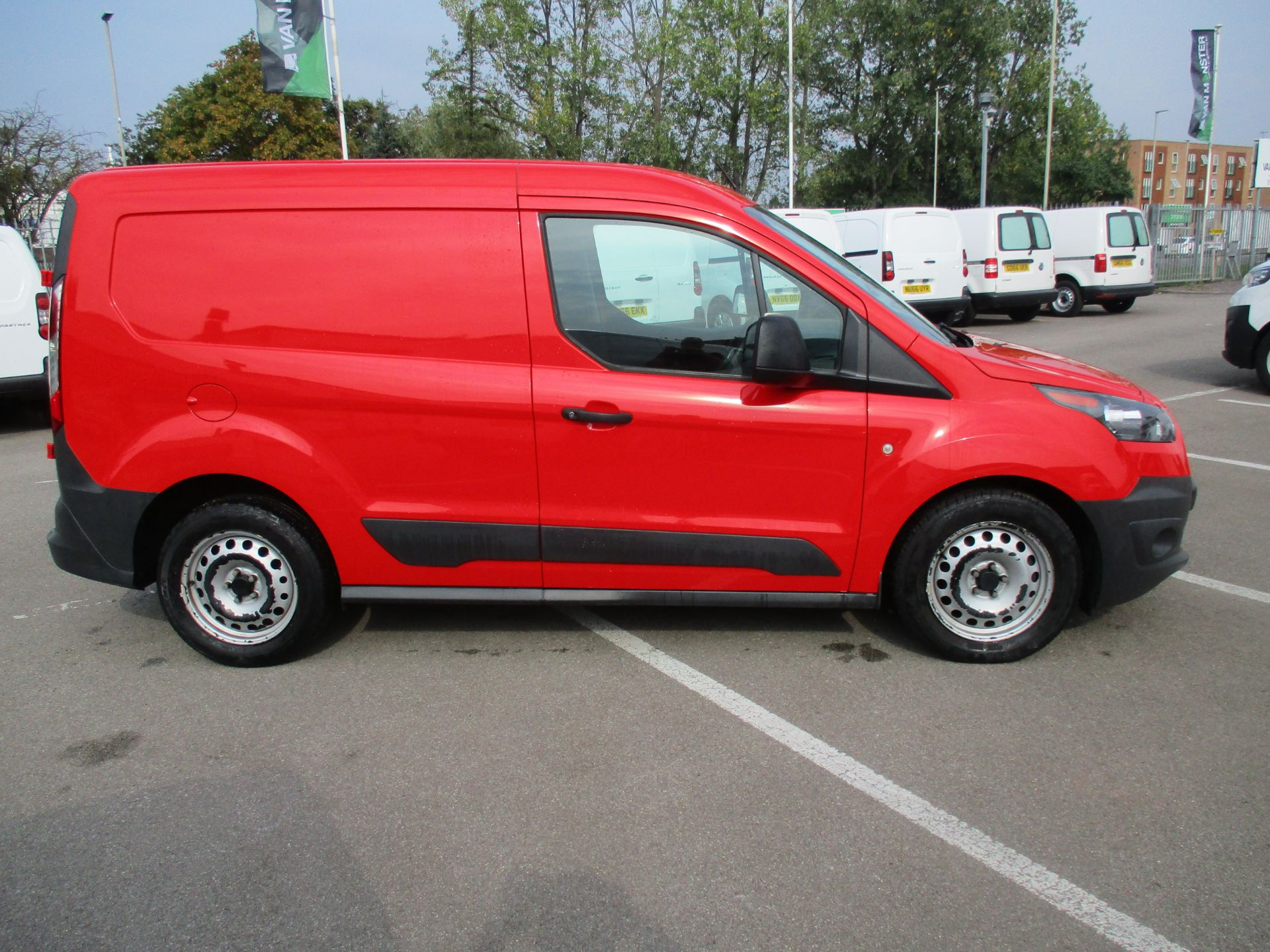 2017 Ford Transit Connect 1.5 Tdci 75Ps Van (FE17UTG) Image 2