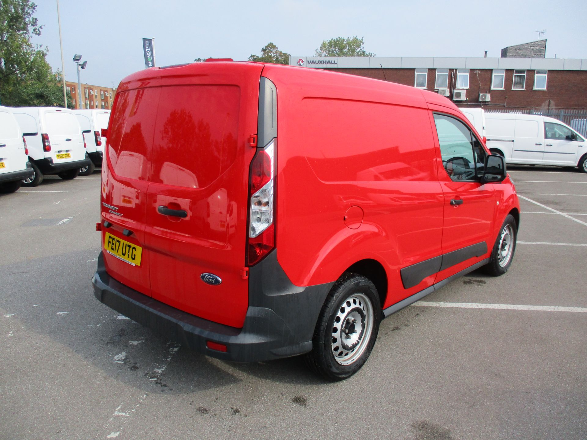 2017 Ford Transit Connect 1.5 Tdci 75Ps Van (FE17UTG) Image 3