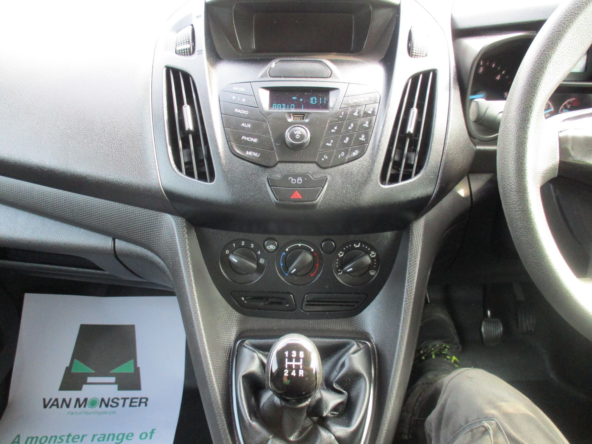 2017 Ford Transit Connect 1.5 Tdci 75Ps Van (FE17UTG) Image 13