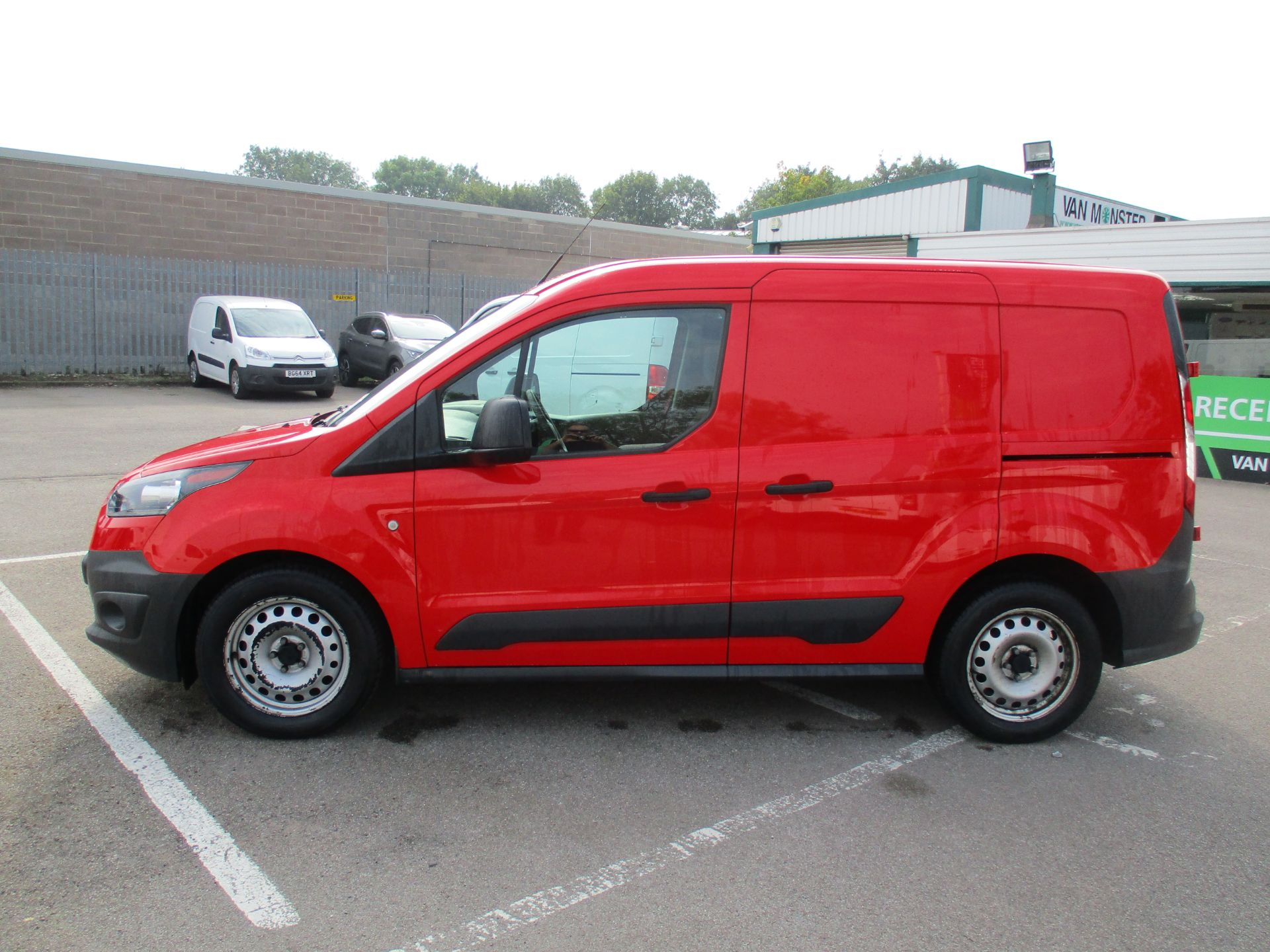2017 Ford Transit Connect 1.5 Tdci 75Ps Van (FE17UTG) Image 7