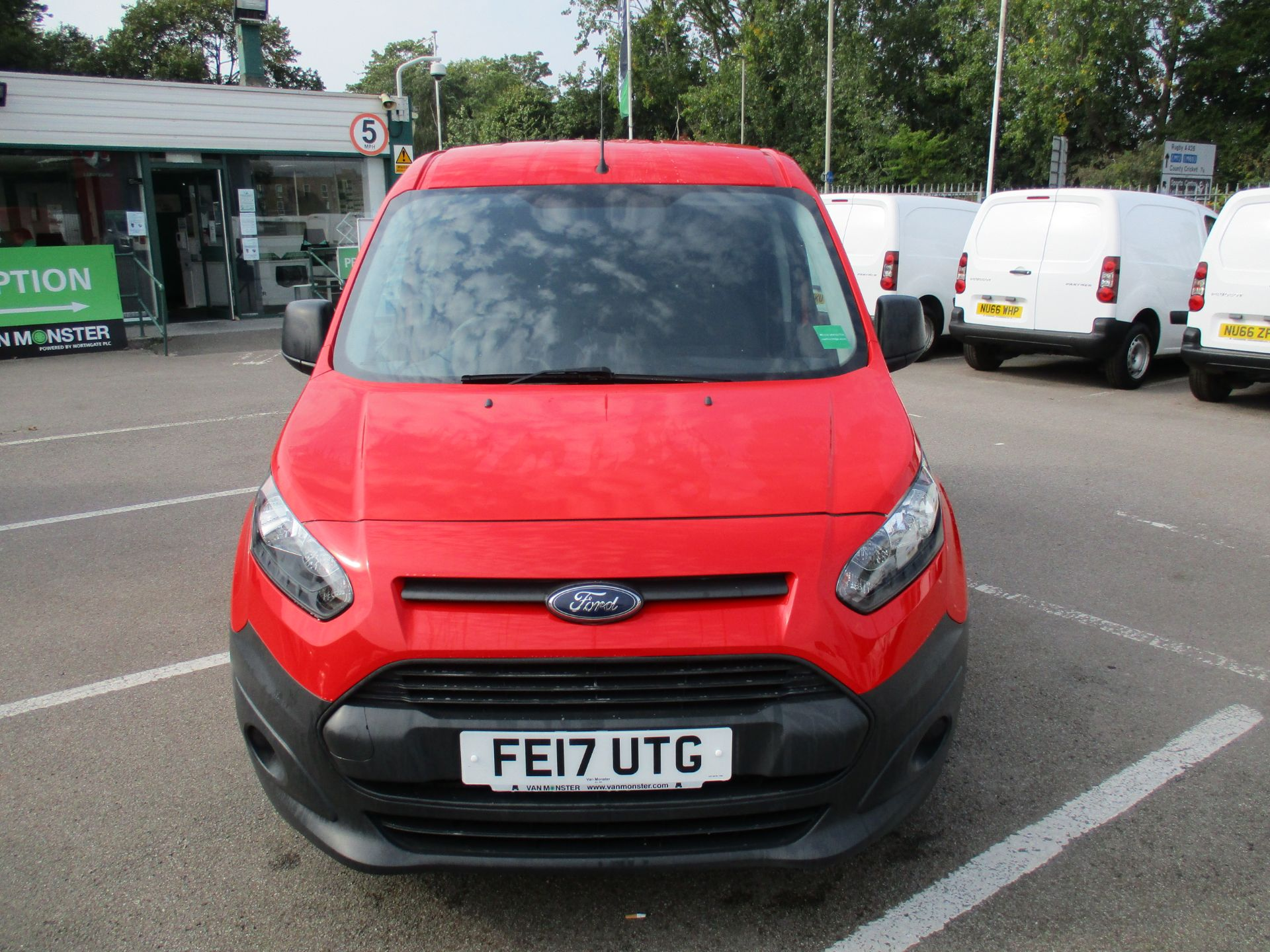 2017 Ford Transit Connect 1.5 Tdci 75Ps Van (FE17UTG) Image 10