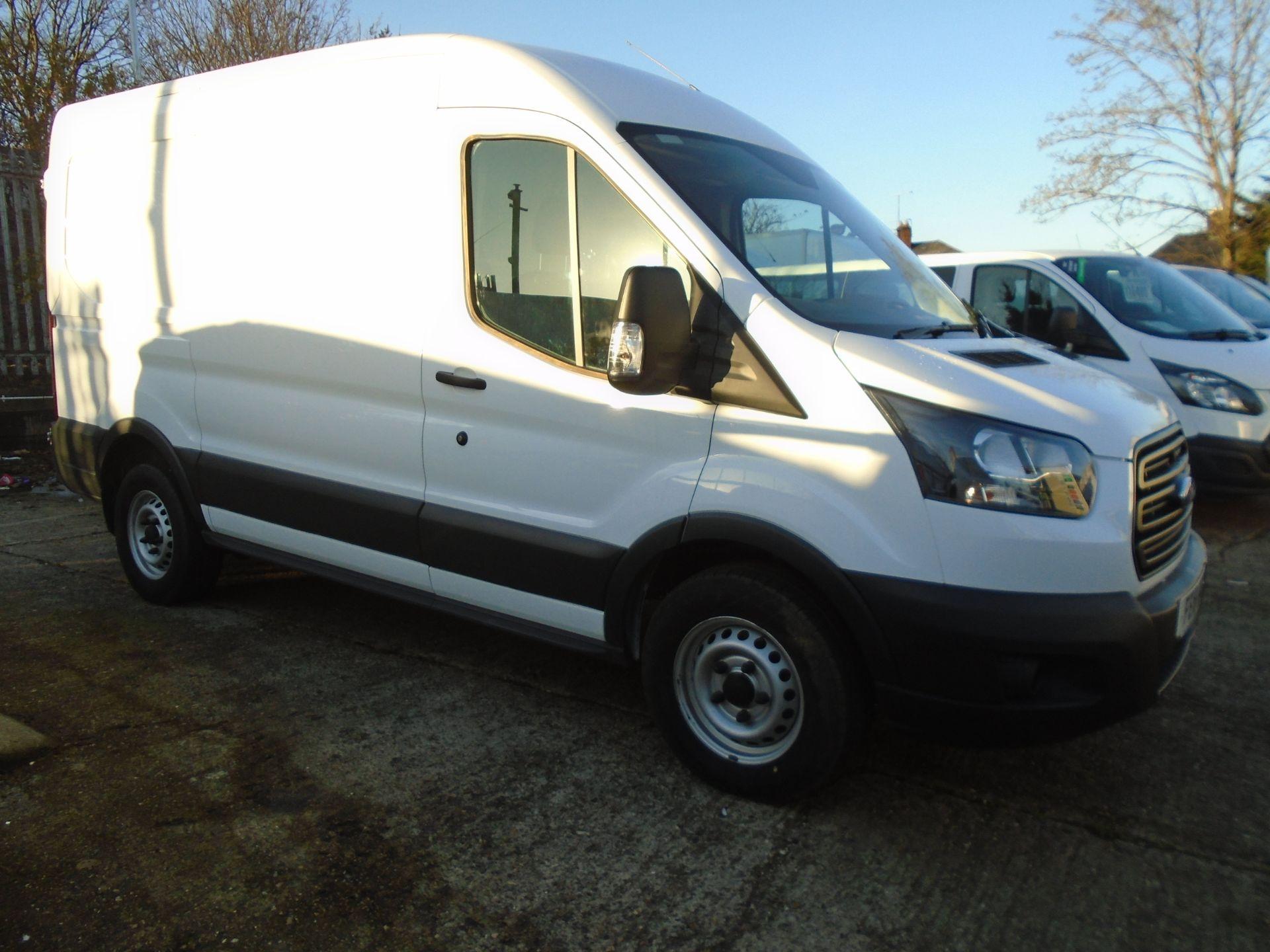 2018 Ford Transit 2.0 Tdci 130Ps H2 Van (FE18HWO)