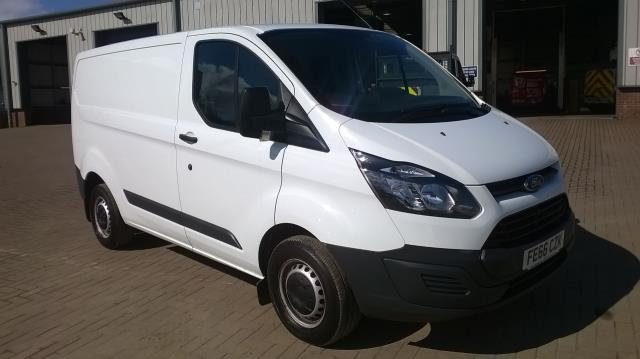 2016 Ford Transit Custom 290 L1 DIESEL FWD 2.2  TDCI 100PS LOW ROOF VAN EURO 5 (FE66CZK)