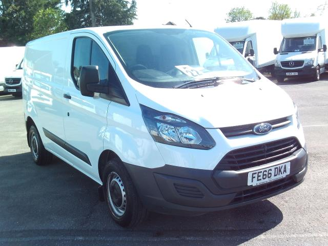 2016 Ford Transit Custom  290 L1 DIESEL FWD 2.2  TDCI 100PS LOW ROOF VAN EURO 5 (FE66DKA)