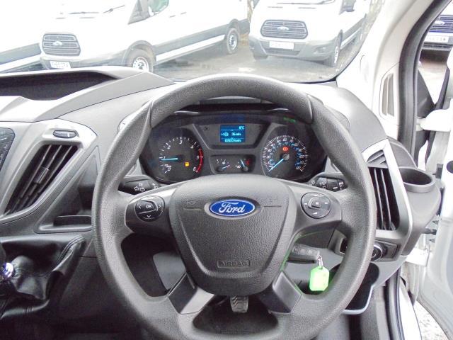 2016 Ford Transit Custom 2.2 Tdci 100Ps Low Roof Van (FE66DLX) Image 7