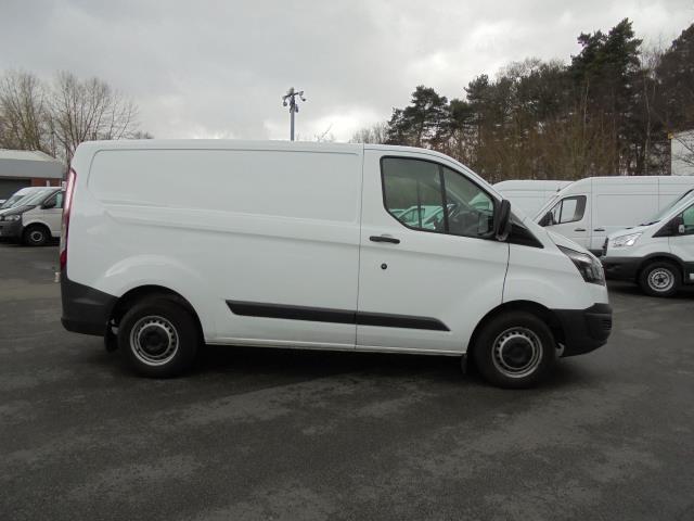 2016 Ford Transit Custom 2.2 Tdci 100Ps Low Roof Van (FE66DLX) Image 4