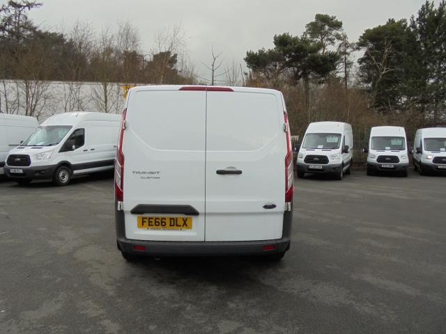 2016 Ford Transit Custom 2.2 Tdci 100Ps Low Roof Van (FE66DLX) Image 11