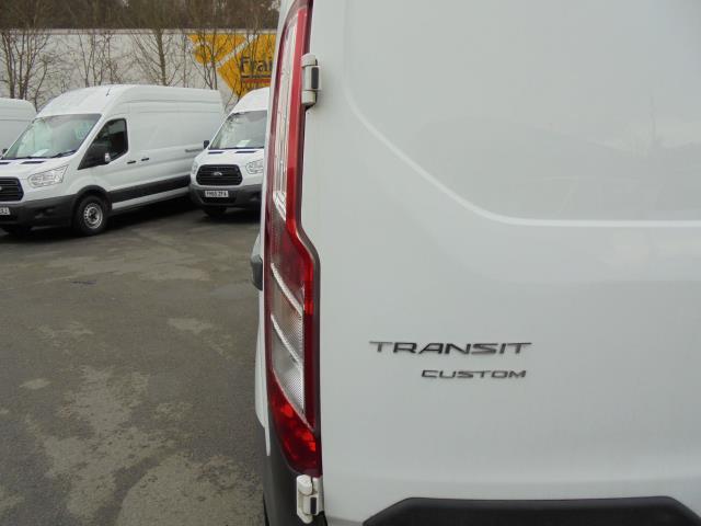 2016 Ford Transit Custom 2.2 Tdci 100Ps Low Roof Van (FE66DLX) Image 20