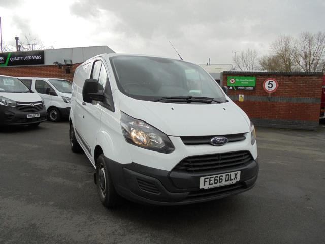 2016 Ford Transit Custom 2.2 Tdci 100Ps Low Roof Van (FE66DLX)