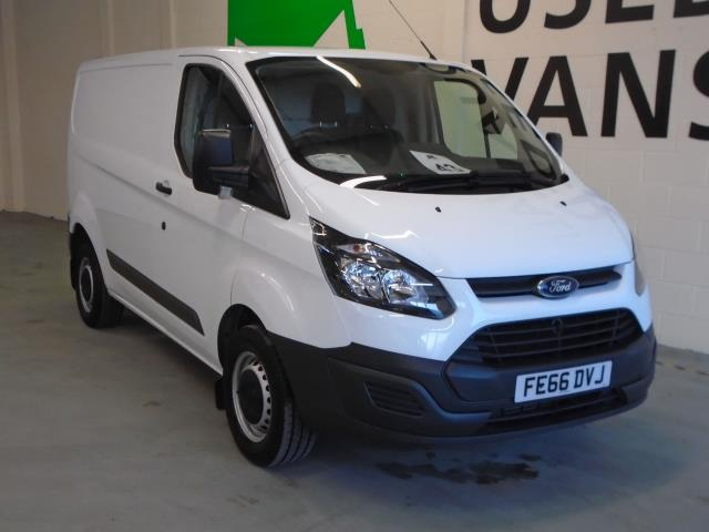 2016 Ford Transit Custom 2.2 Tdci 100Ps Custom Low Roof Van (FE66DVJ)