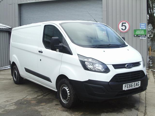 2016 Ford Transit Custom  290 L2 DIESEL FWD 2.2 TDCI 100PS LOW ROOF EURO 5 (FE66EAG)