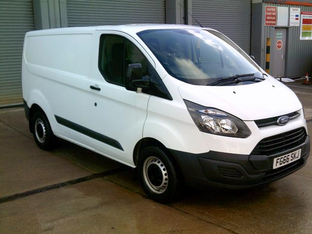 2016 Ford Transit Custom 2.2 Tdci 100Ps Low Roof Van (FG66SKJ)