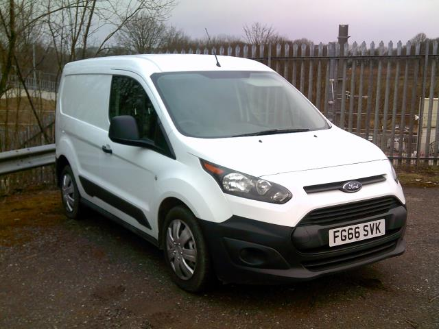 2016 Ford Transit Connect 1.5 Tdci 75Ps Van (FG66SVK)