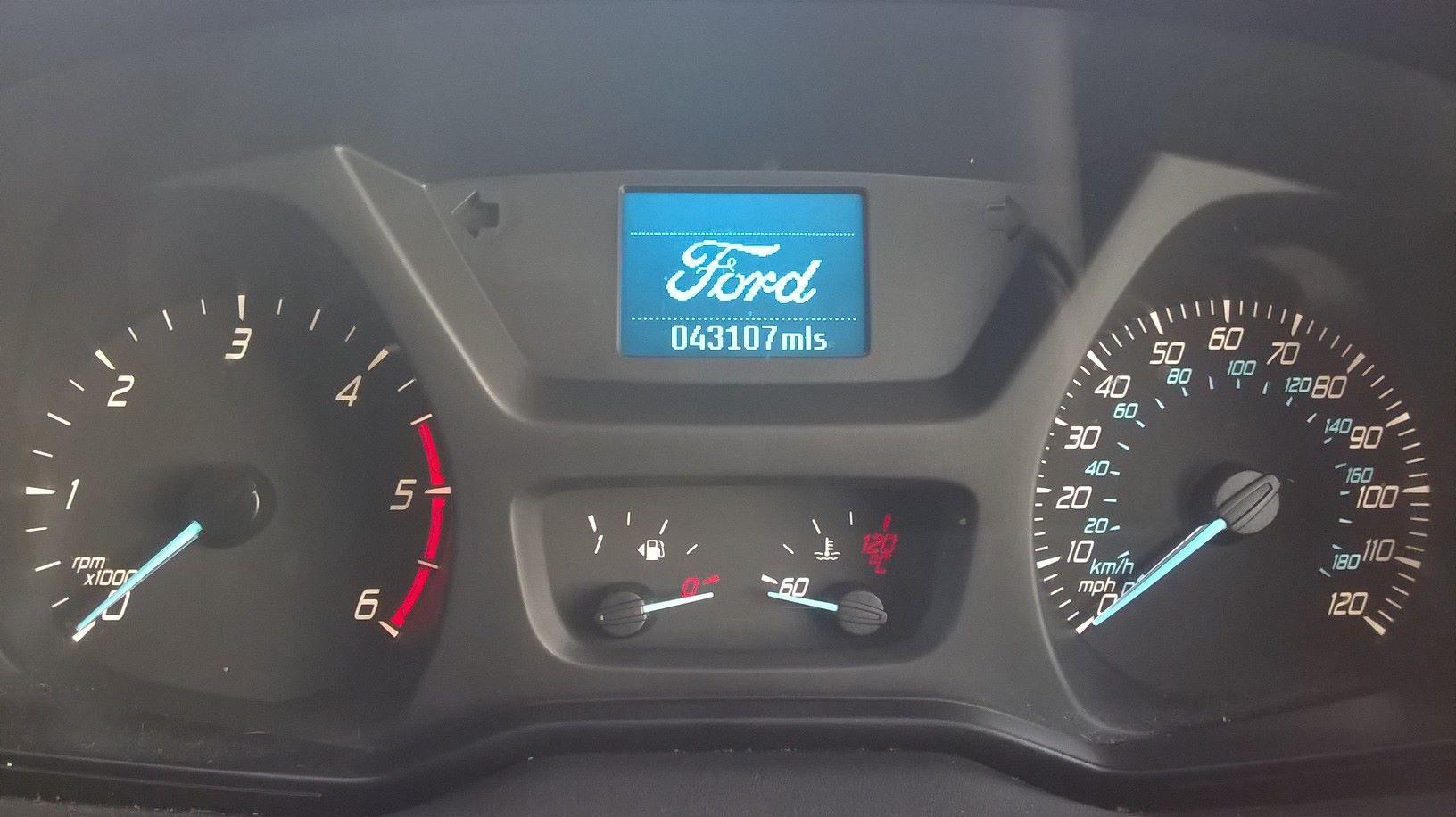 2017 Ford Transit L3 H3 VAN 130PS EURO 6 (FG67FOU) Image 18