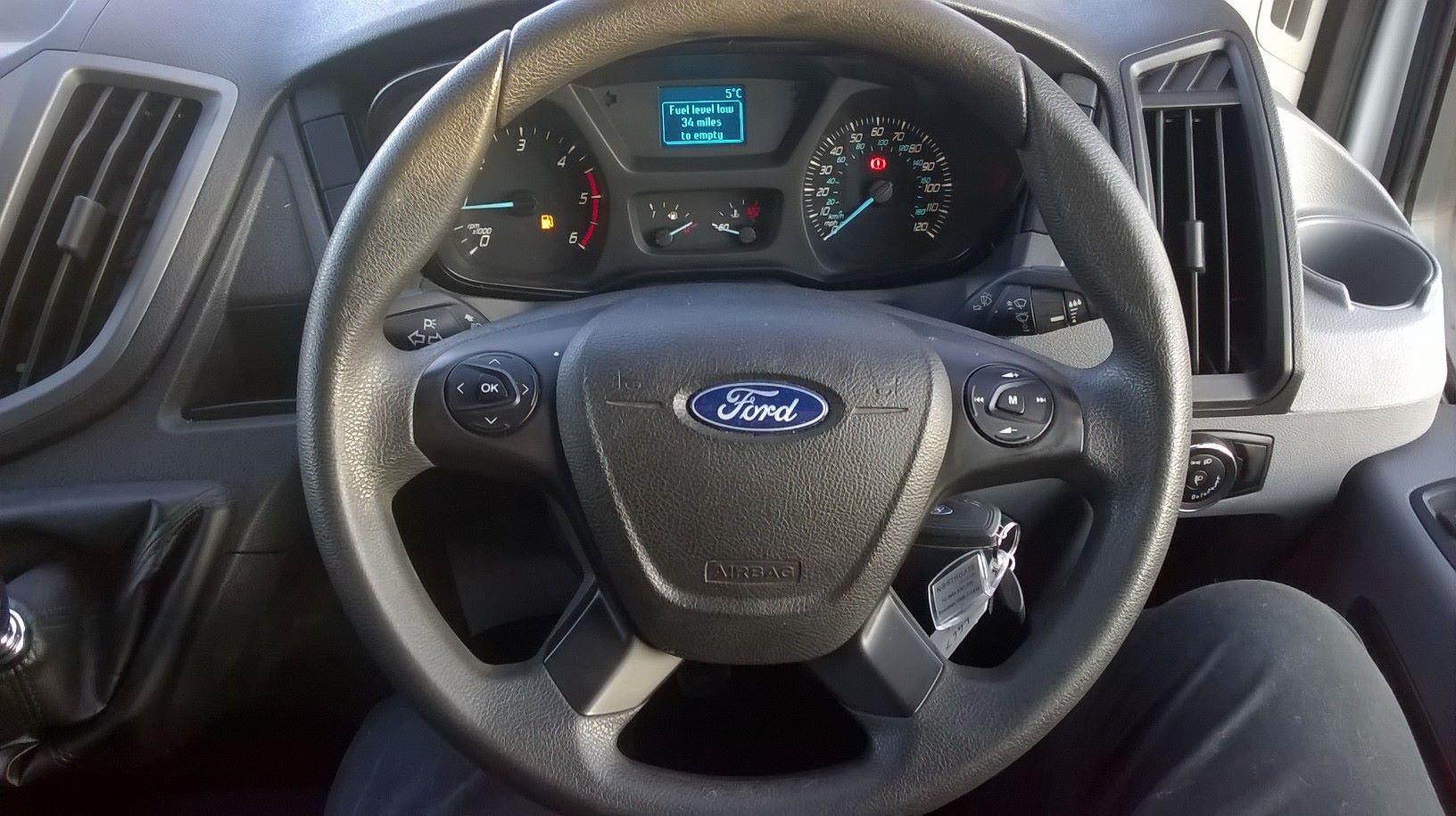 2017 Ford Transit L3 H3 VAN 130PS EURO 6 (FG67FOU) Image 19
