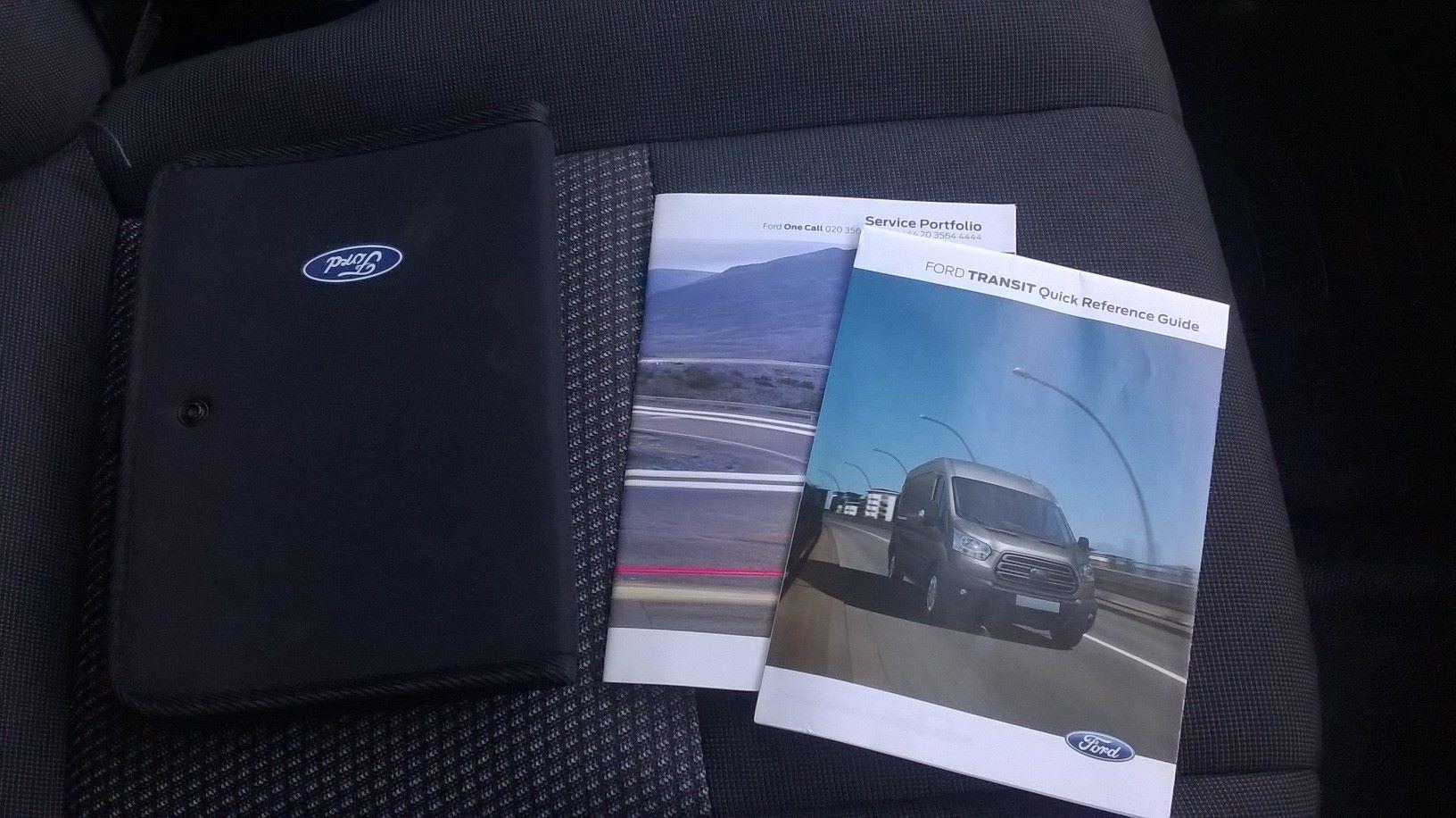 2017 Ford Transit L3 H3 VAN 130PS EURO 6 (FG67FOU) Image 22