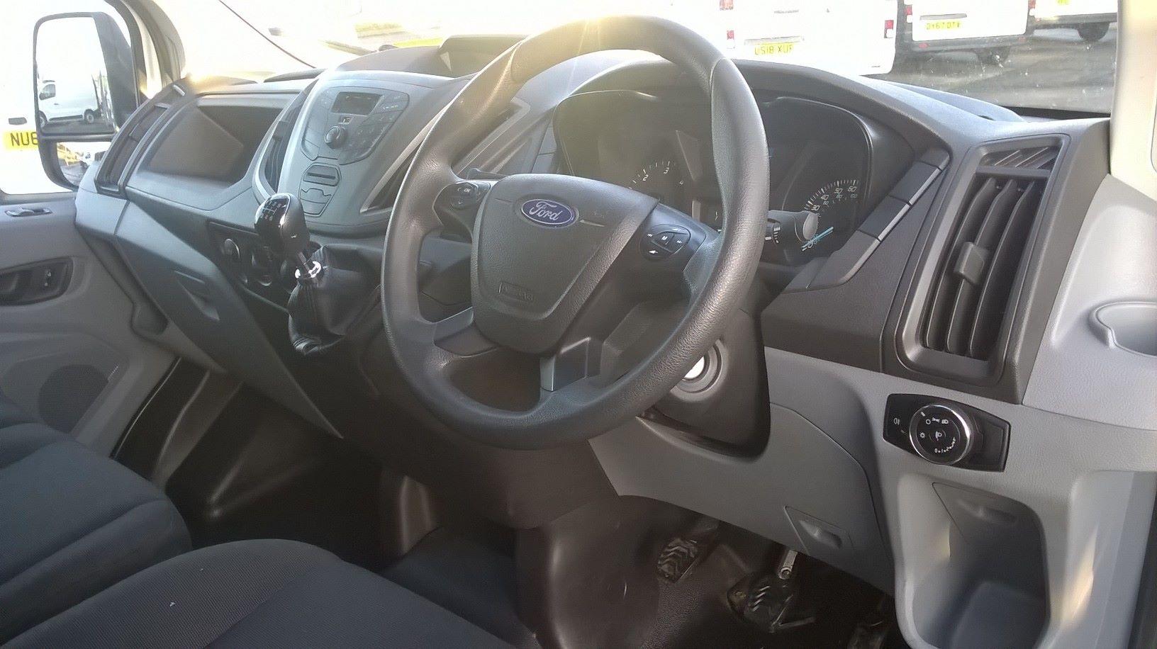 2017 Ford Transit L3 H3 VAN 130PS EURO 6 (FG67FOU) Image 12