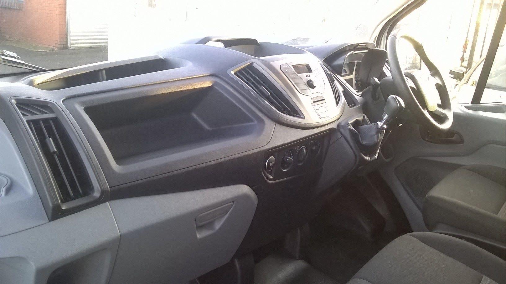 2017 Ford Transit L3 H3 VAN 130PS EURO 6 (FG67FOU) Image 13