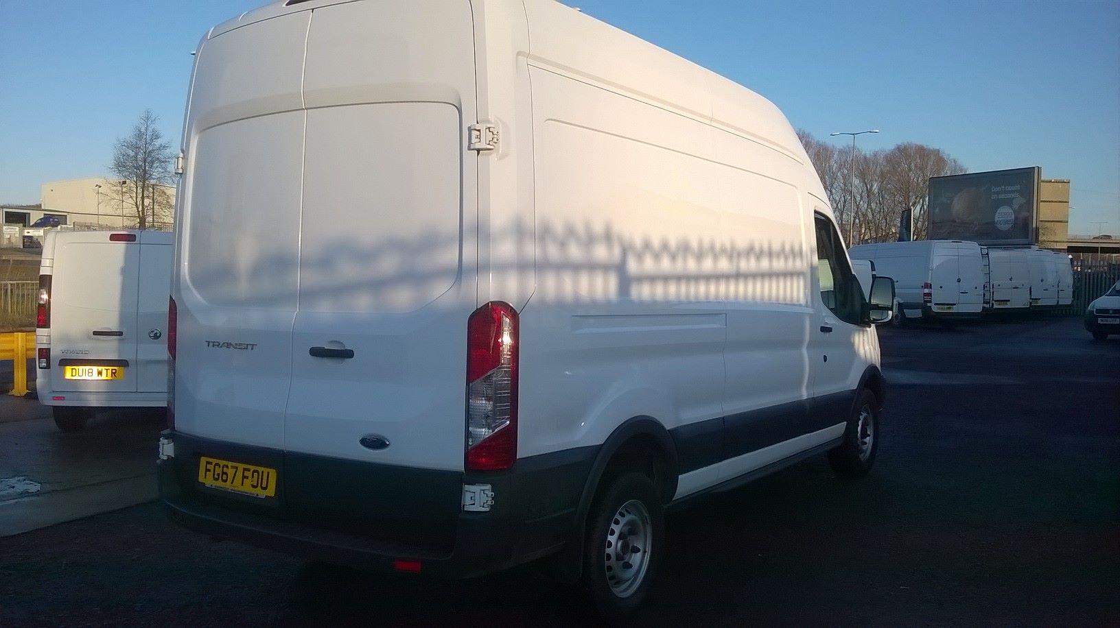 2017 Ford Transit L3 H3 VAN 130PS EURO 6 (FG67FOU) Image 10