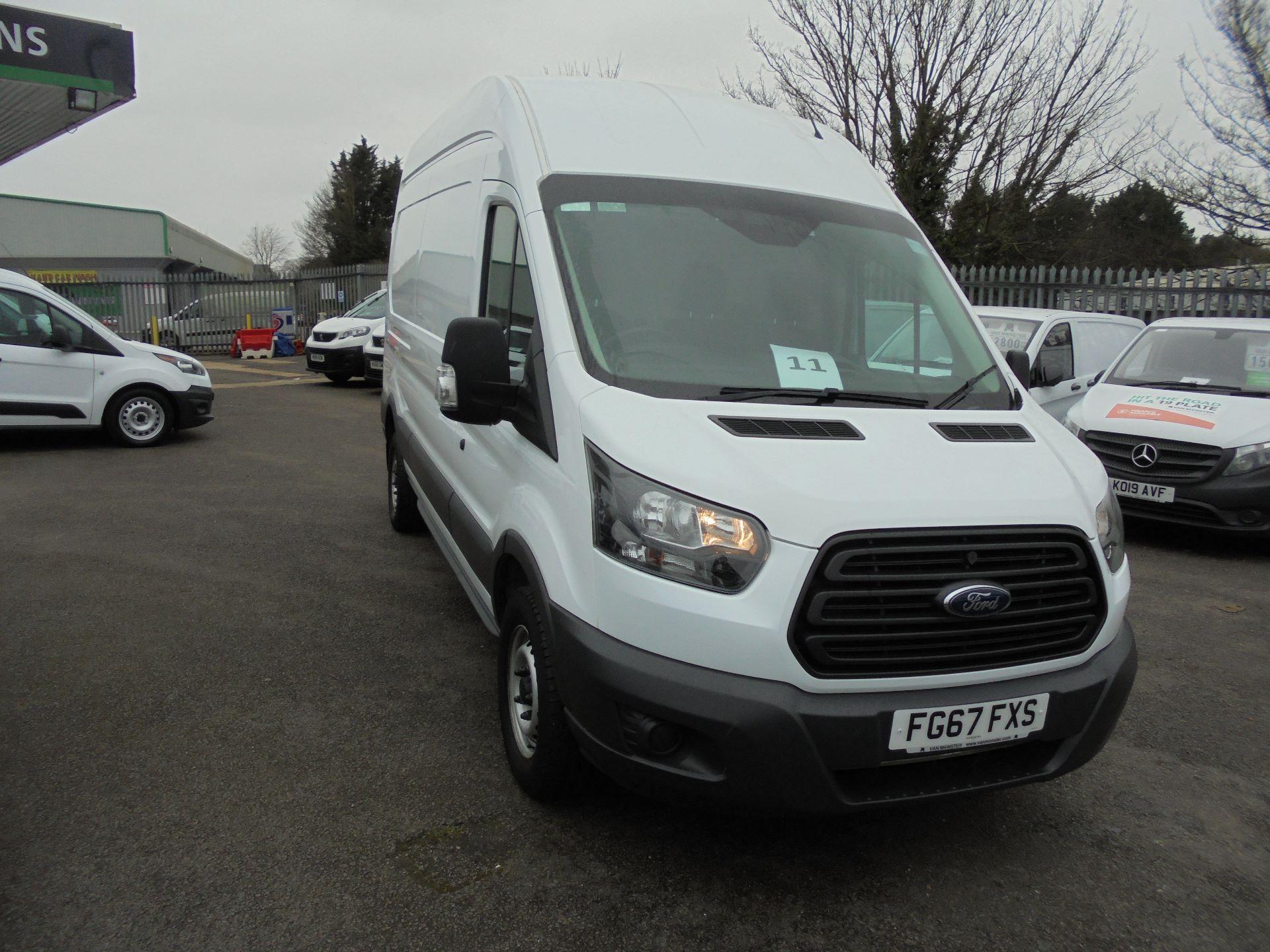 2017 Ford Transit 2.0 Tdci 130Ps H3 Van (FG67FXS)
