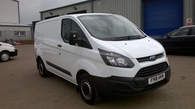 2016 Ford Transit Custom 290 L1 DIESEL FWD 2.2  TDCI 100PS LOW ROOF VAN EURO 5 (FH16KKM)