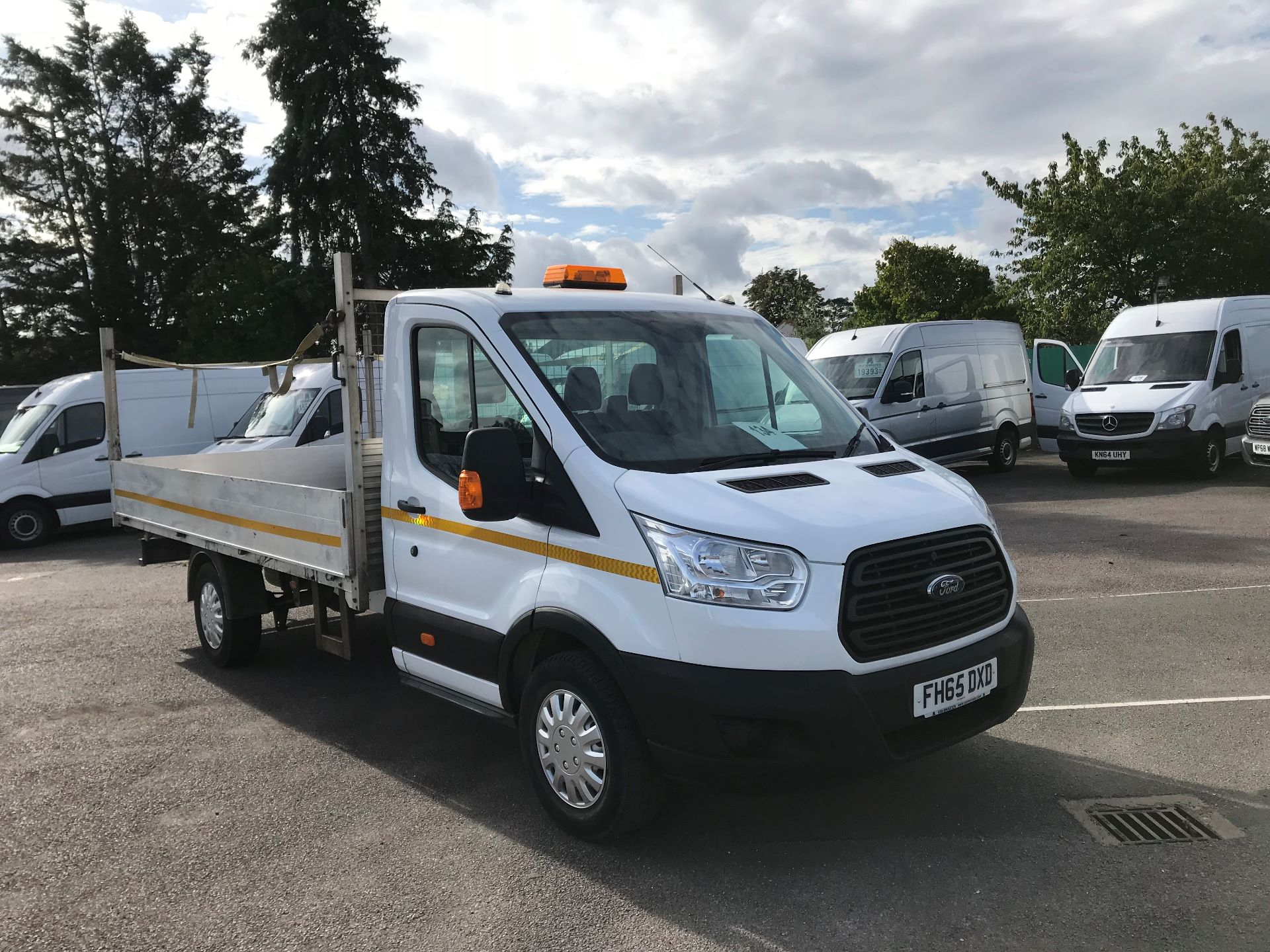 2016 Ford Transit 350 L4 DROPSIDE 125PS EURO 5 (FH65DXD)