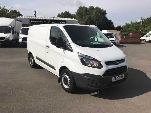 2015 Ford Transit Custom 290 L1 DIESEL FWD 2.2  TDCI 100PS LOW ROOF VAN EURO 5 (FL15XMM)
