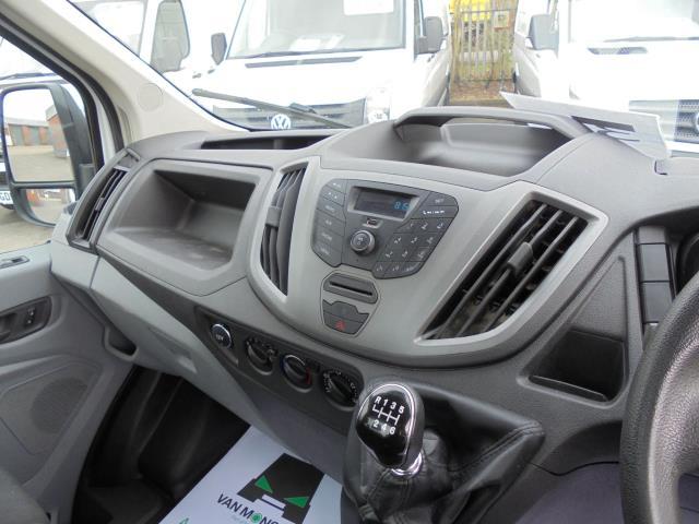 2016 Ford Transit 350 L4 DROP SIDE 125PS EURO 5 (FL16KUW) Image 10