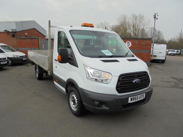2016 Ford Transit 350 L4 DROP SIDE 125PS EURO 5 (FL16KUW)