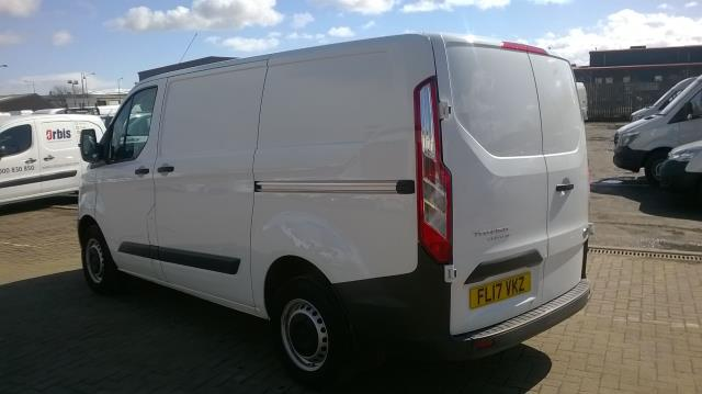 2017 Ford Transit Custom 290 L1 DIESEL FWD 2.0 TDCI 105PS LOW ROOF VAN EURO 6 (FL17VKZ) Thumbnail 11
